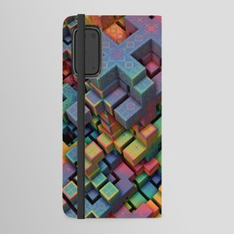 Mindcraft Android Wallet Case
