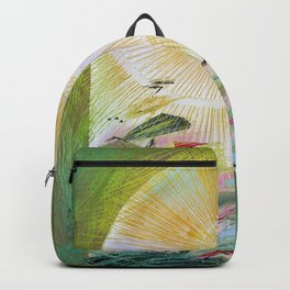 Japanese modern interior art #61A Backpack