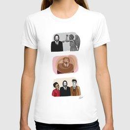 John Wick meets the Doctor T-shirt