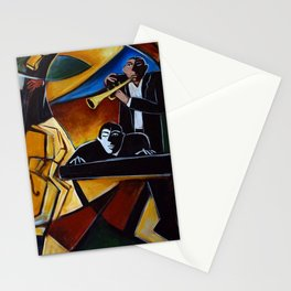 The Jazz Group Stationery Cards