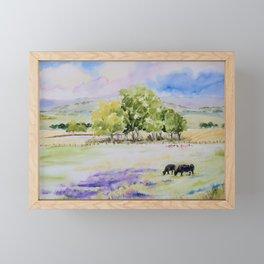 Prairie Grove Framed Mini Art Print