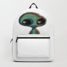 Cute 3D Alien Backpack