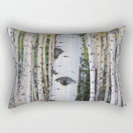 Forested Rectangular Pillow