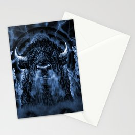 SPIRIT BUFFALO Stationery Cards
