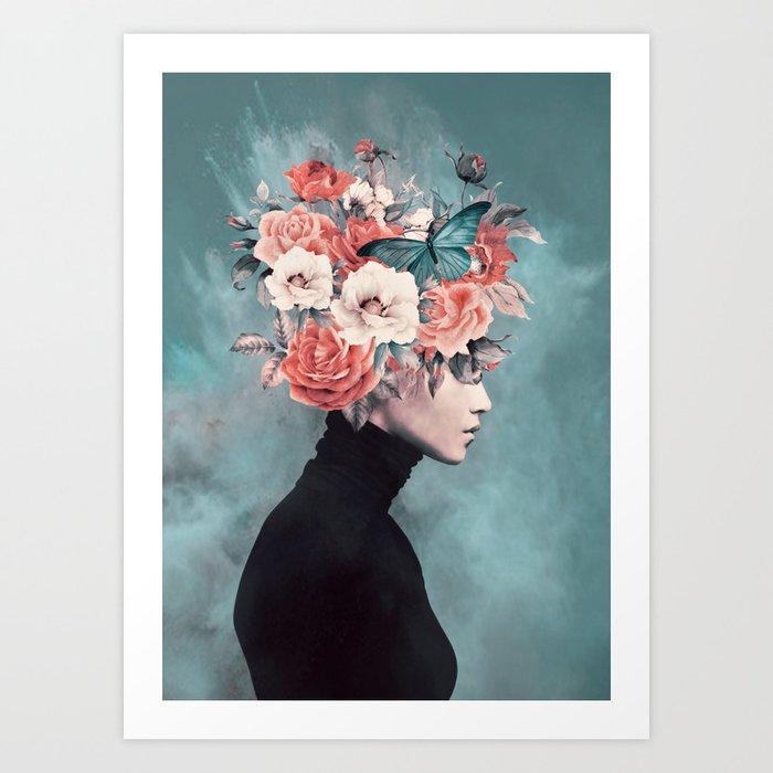 blooming 3 Kunstdrucke