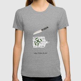 Chop It Like Its Hot, Kitchen Wall Decor T-shirt