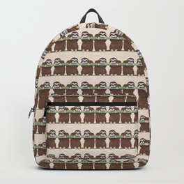 It's a sloth kind of day Backpack