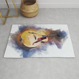 Guitar Love Rug