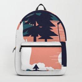 Hiking Landscape Explore Backpack