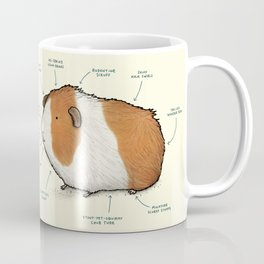 Anatomy of a Guinea Pig Kaffeebecher