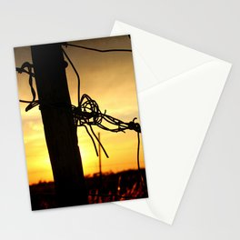 On The Border Stationery Cards