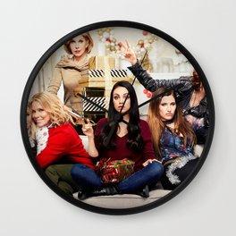 A Bad Moms Christmas 2017 Comedy A Bad Moms 2 Mila Kunis Amy Kathryn Hahn Christine Baranski Susan S Wall Clock