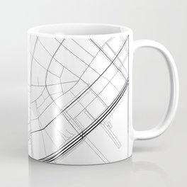 Financial District, New York City (White) Coffee Mug