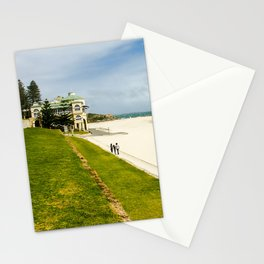 Cottesloe Beach, Perth, Western Australia Stationery Cards