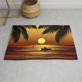 SUNSET VIEW Rug