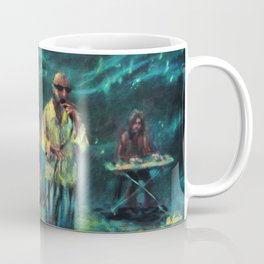 Painting jazz bands Coffee Mug