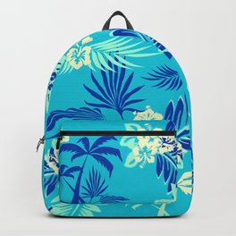 GTA Floral Hawaii Backpack