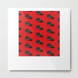 Montero shoe Great Gift Idea Metal Print
