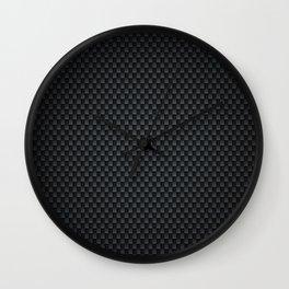 Carbon-fiber-reinforced polymer Wall Clock