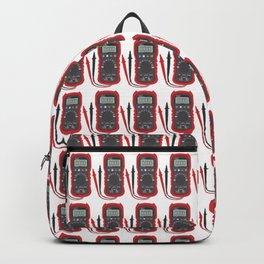 Multimeter PATTERN Backpack