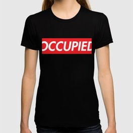 Occupied Middle East T-shirt
