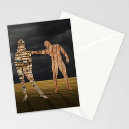 Building Love Stationery Cards