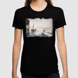 Fishing in Istanbul T-shirt