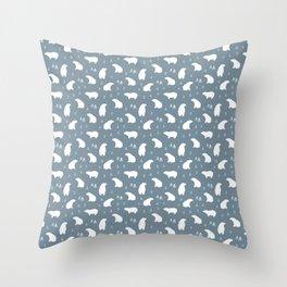 045 Throw Pillow