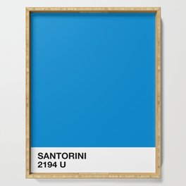 santorini Serving Tray