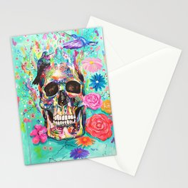 Beauty Never Dies Stationery Cards