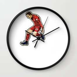 Robbo Celebration Wall Clock