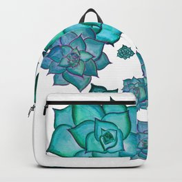 Succulents in the Sunshine Backpack