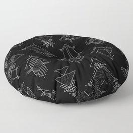 Space Gems Floor Pillow