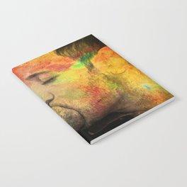 gay kiss Notebook