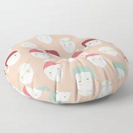 Santas - Mocha Floor Pillow