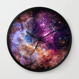 Westerlund 2 Chandra Wall Clock