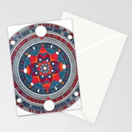 Mandala 007 Stationery Cards