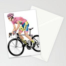 Alberto Contador | Giro Stationery Cards