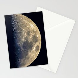 Twilight on the moon Stationery Cards