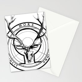 Of Things Long Past - Mors Vincit Omnia VII Stationery Cards