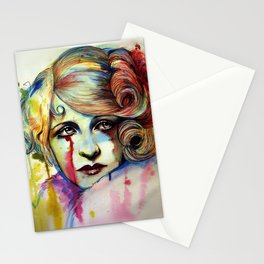 Ms. Darby (VIDEO IN DESCRIPTION!!) Stationery Cards
