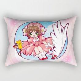 Sakura Kinomoto (Classic Dress) Rectangular Pillow