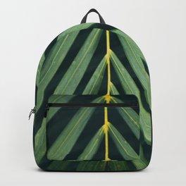 Leaf Me Alone - Palm Leaves - Hawaii Backpack