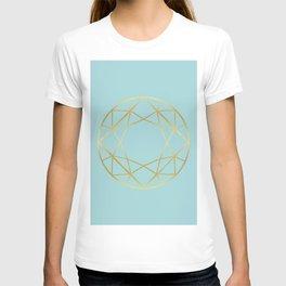 Golden diamond II T-shirt