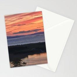 Oban Sunset Stationery Cards