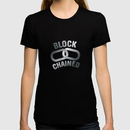 Block Chained T-shirt