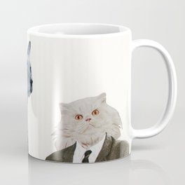 Cat Chat Coffee Mug