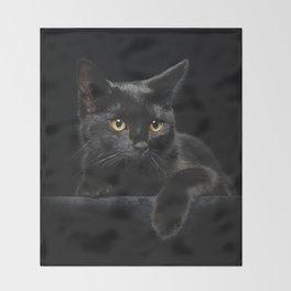 Black Cat Decke