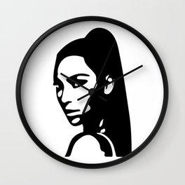 Kim K Wall Clock