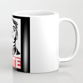 Trump Trump2020 Donald Trump Usa America Coffee Mug